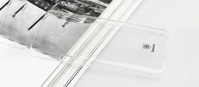 طراحی زیبا و شفاف قاب محافظ بیسوس