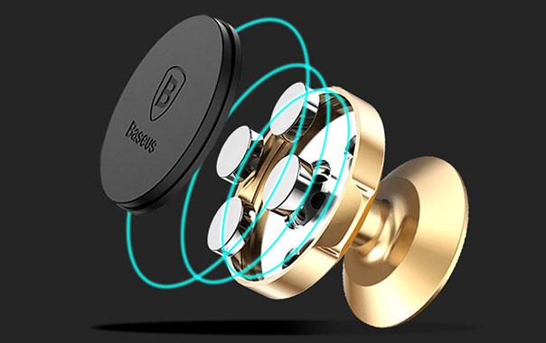 پایه نگهدارنده بیسوس با چهار مگنت قوی
