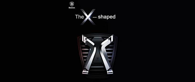 پایه نگهدارنده گوشی بیسوس X Air Vent