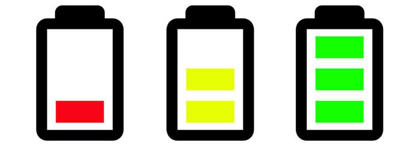 استفاده بهینه از شارژ باتری