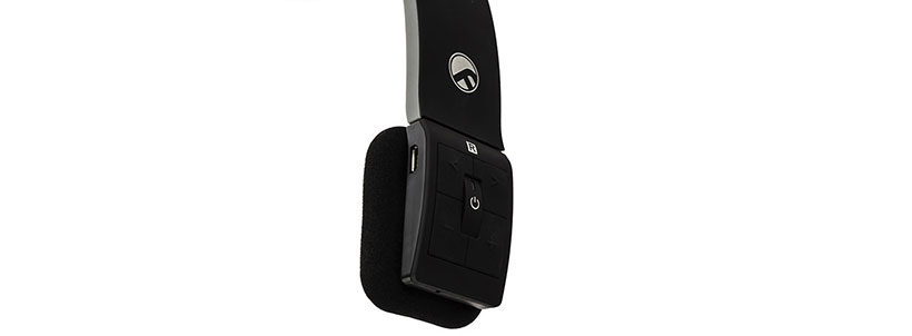 نشانگر ال ای دی و کلید پاور روی سری گوشی