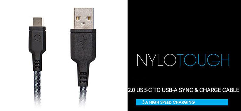 کابل شارژ و انتقال داده Type-C به USB-A