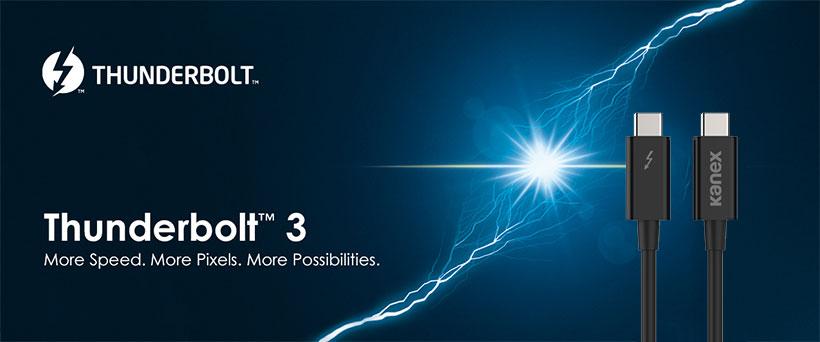 کابل Thunderbolt 3 Kanex