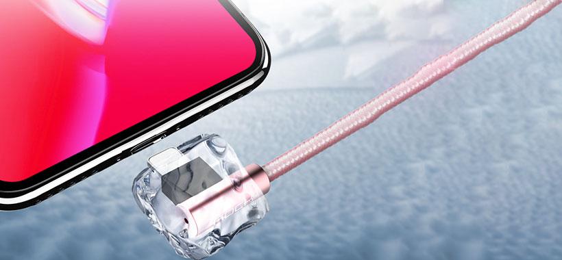 کابل شارژ لایتنینگ راک مقاوم در برابر حرارت