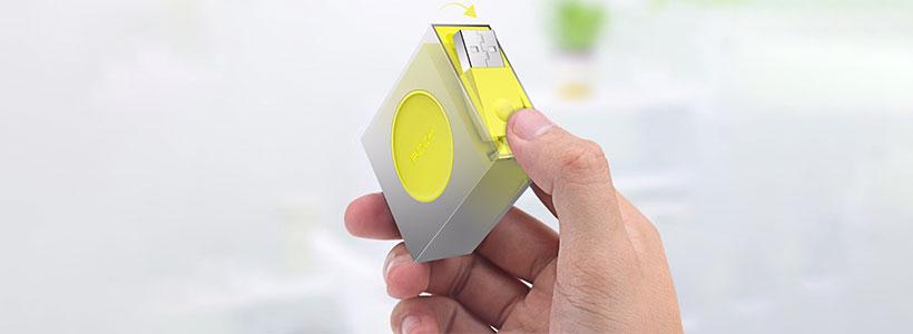 کاربری آسان کابل شارژ راک