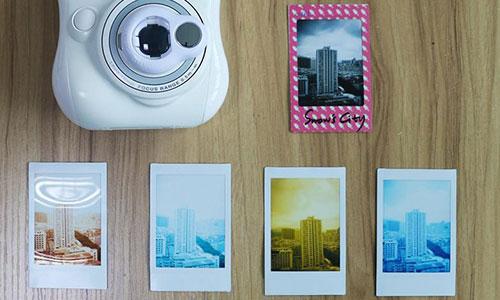 نمونه ای از تصاویر گرفته شده توسط دوربین Fujifilm Instax Mini 25
