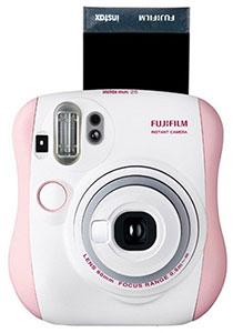 شیار محل خروج عکس های چاپ شده در دوربین Mini 25