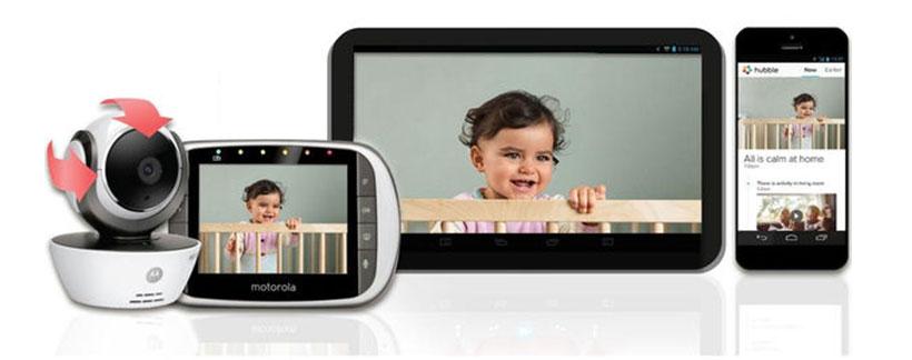 دوربین نظارتی نوزاد موتورولا Motorola Dual Mode Baby Monitor