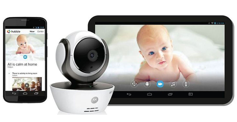 دوربین نظارتی نوزاد موتورولا Motorola MBP854S Baby Monitor