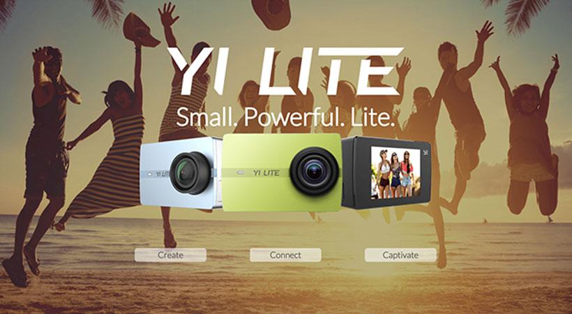 دوربین ورزشی شیائومی Xiaomi Yi Lite Action Camera