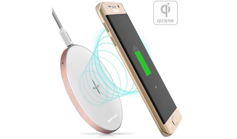 خرید شارژر وایرلس Wireless Charging Pad مارک Baseus