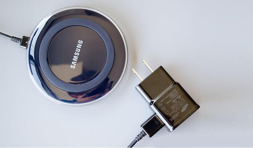 شارژر وایرلس اصلی سامسونگ Fast Charger Wireless