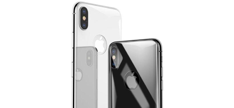 محافظ پشت بیسوس iPhone X