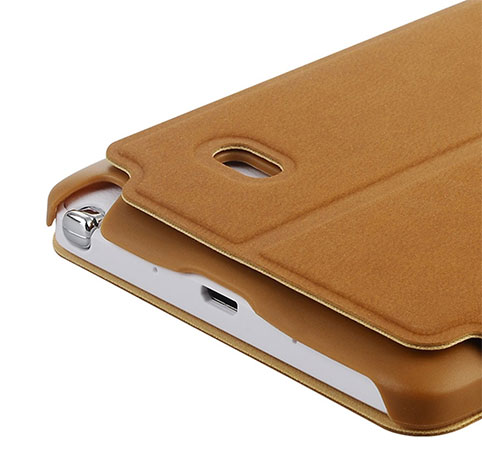 کیف چرمی بیسوس Baseus Leather Case Samsung Galaxy Note 4