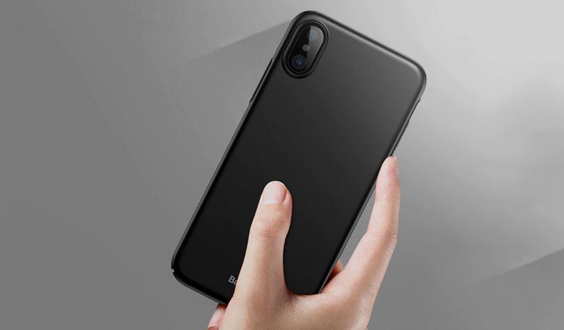 قاب محافظ بیسوس iphone x