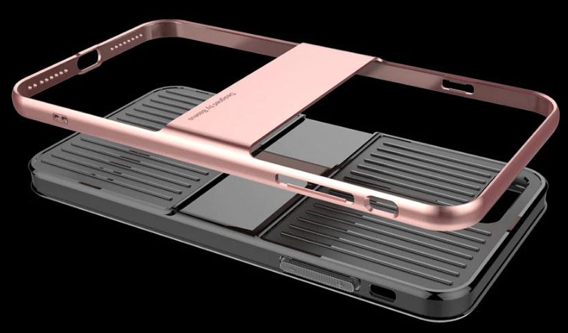 قاب محافظ مدل Travel Case برای گوشی آیفون 7 پلاس و 8 پلاس