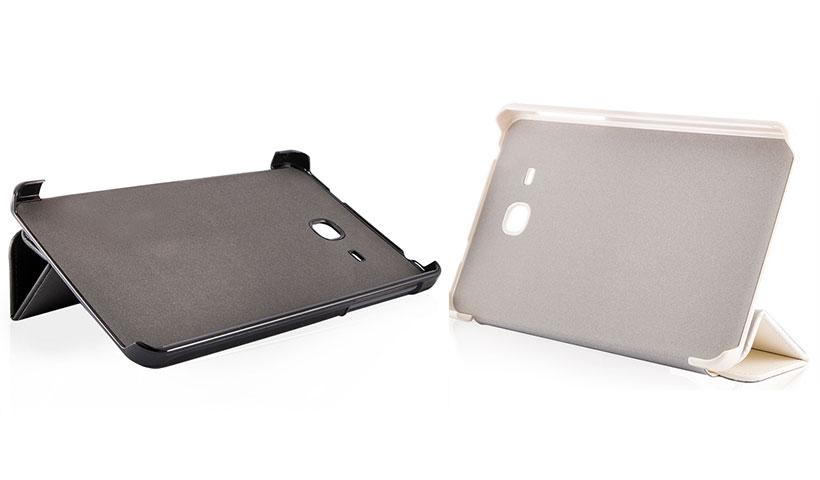 کیف هوشمند چرمی بلک برای تبلت سامسونگ گلکسی Tab A 7.0