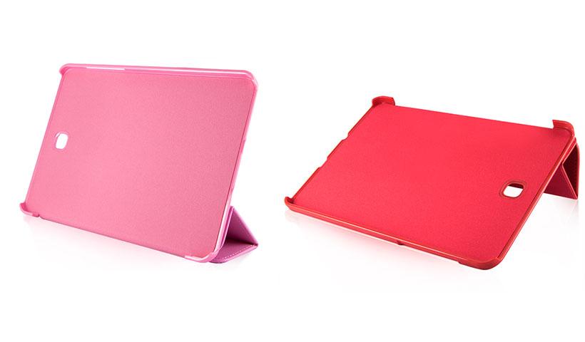 کیف هوشمند چرمی بلک برای تبلت سامسونگ گلکسی Tab S2 8.0