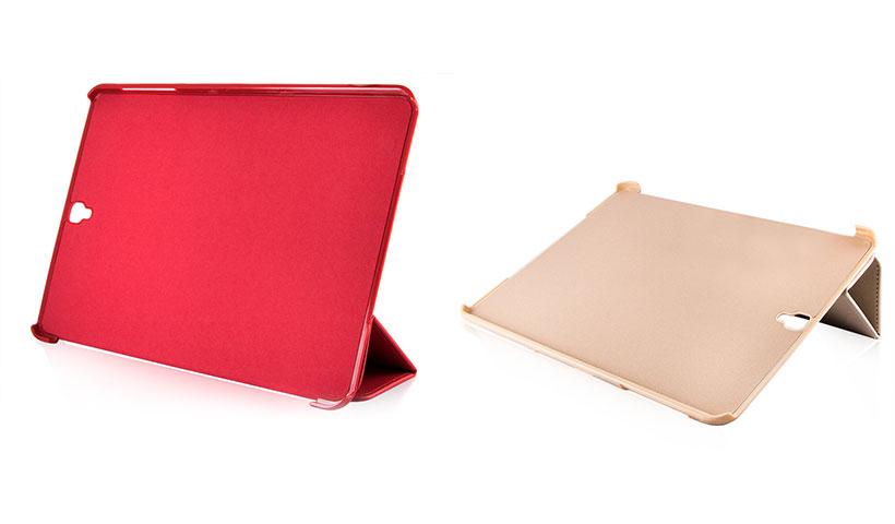کیف هوشمند چرمی بلک برای تبلت سامسونگ گلکسی Tab S3 9.7