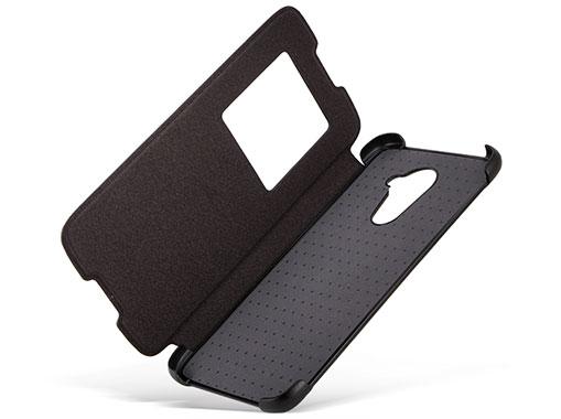 کیف چرمی بلک بری DTEK60