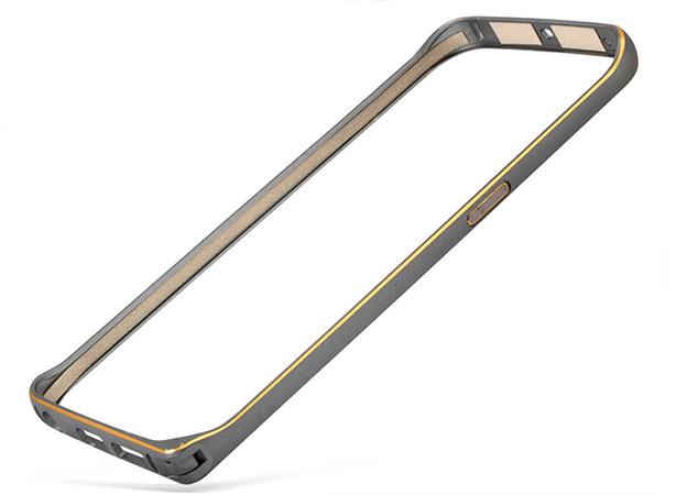 بامپر آلومینیومی سامسونگ گلکسی Aluminum Bumper Samsung Galaxy S6 Edge