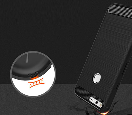 محافظ فیبر کربن Google Pixel-XL مقاوم و ضد ضربه