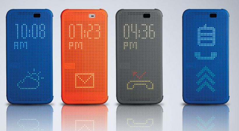 کیف هوشمند اچ تی سی Dot View Cover HTC Butterfly 2