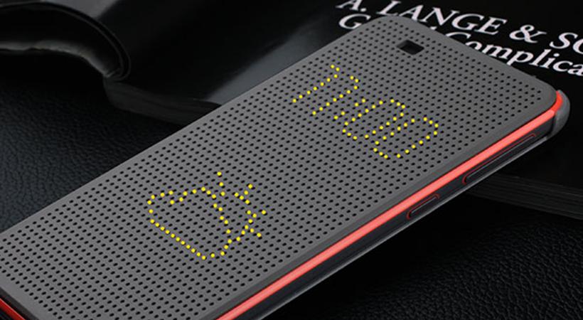 کیف هوشمند اچ تی سی (620) Dot View Cover HTC Desire 820 Mini