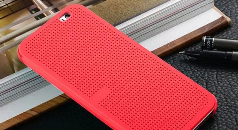 کیف هوشمند اچ تی سی Dot View Cover HTC One X9