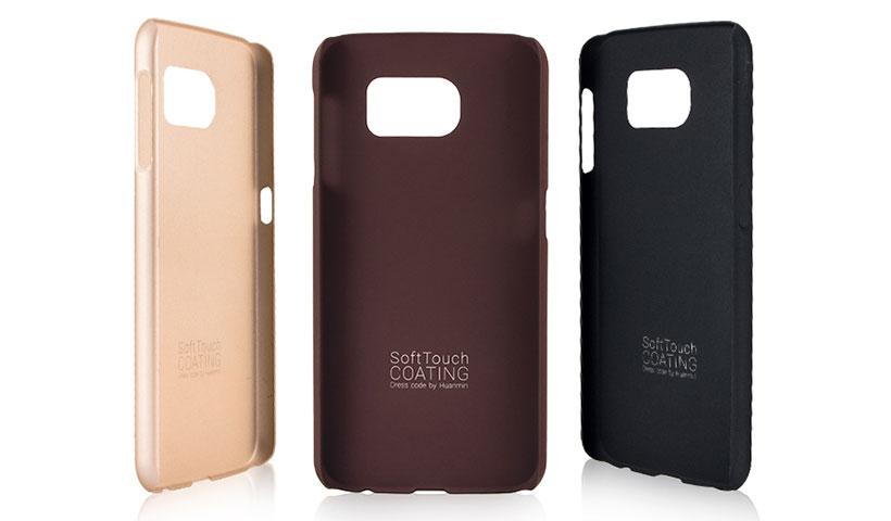 قاب محافظ سامسونگ Huanmin Case Samsung Galaxy S6