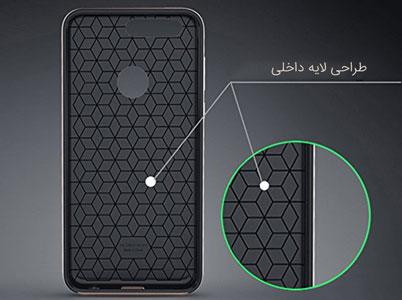 طراحی داخلی قاب Ipaky برای Huawei Honor 8