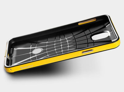 طراحی لایه داخلی کاور محافظ نوت 3 سامسونگ