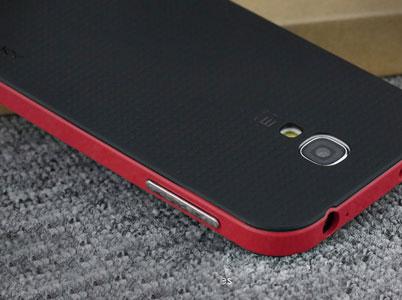 رنگبندی متنوع دورتادور قاب محافظ Galaxy S4