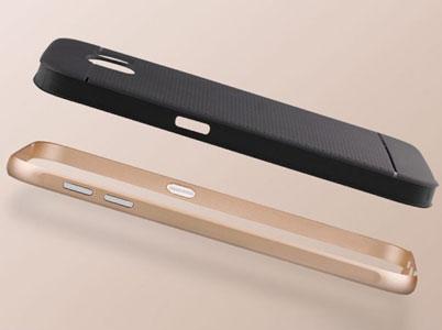 طراحی دو بخشی قاب محافظ گلکسی اس6