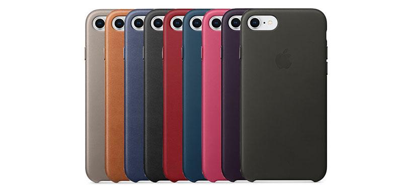 قاب محافظ چرمی اپل iPhone 8
