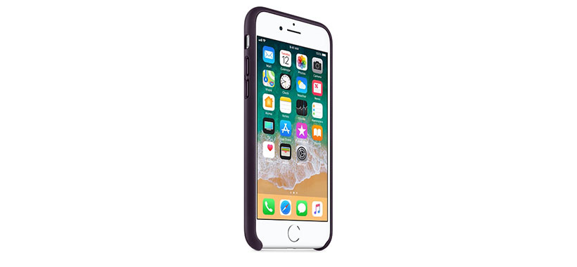 محافظت از کلیدها با پوشش آلومینیوم قاب اپل آیفون 8