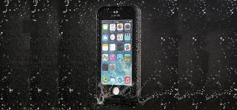 قاب محافظ اپل آیفون با قابلیت مقاومت در برابر آب