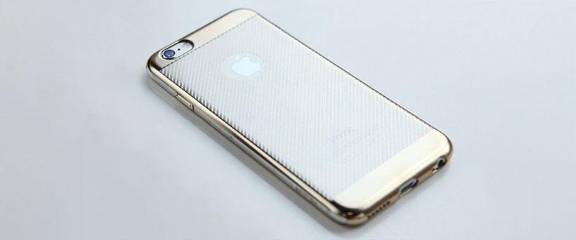 محافظ ژله ای iPhone 6 plus منعطف و نرم