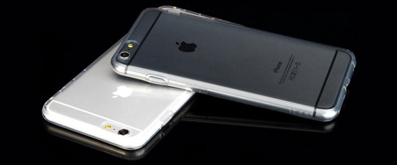 کاور ژله ای راک اپل iPhone 6/6s