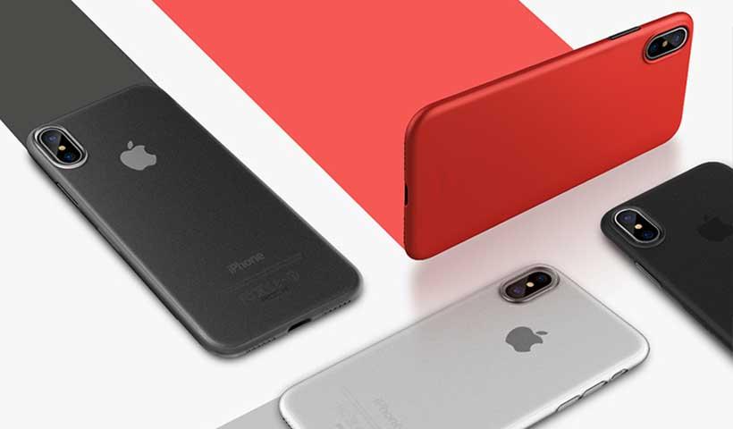 محافظ ژله ای راک iPhone X