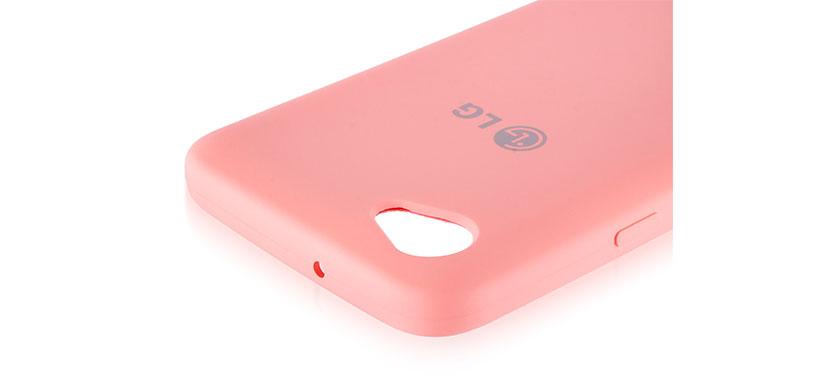 قاب محافظ سیلیکونی LG Q6