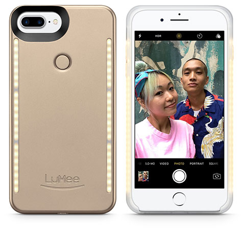قاب ال ای دی آیفون LuMee Duo LED Lighting Case Apple iPhone 7 Plus