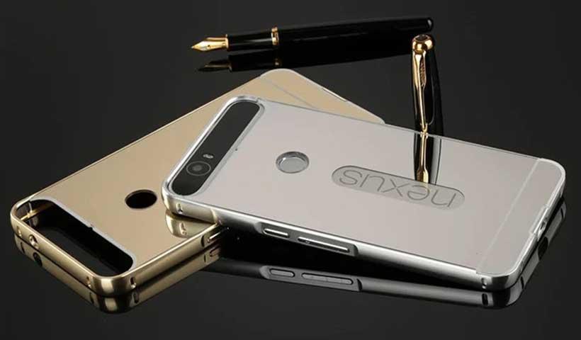 قاب محافظ آینه ای هواوی Nexus 6P