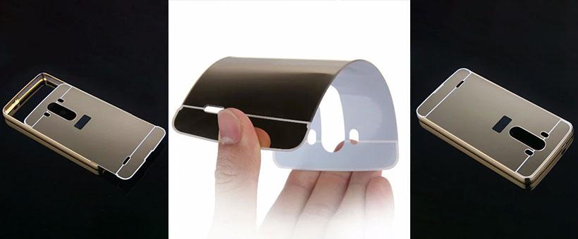 قاب محافظ آینه ای ال جی G3
