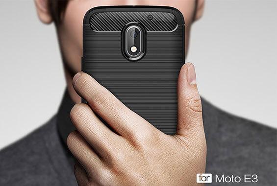 قاب محافظ ژله ای گوشی موتورولا موتو E3