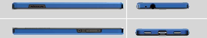 بامپر ژله ای Huawei P8 مارک Nillkin-Armor