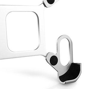 قاب محافظ نیلکین هواوی Nillkin Barde Metal Case Huawei P10 Plus