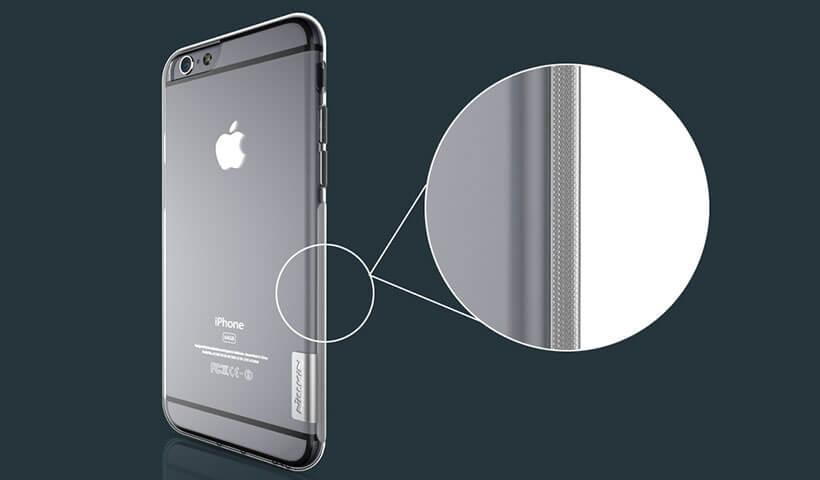 محافظ ژله ای Apple iphone 6/6s plus مارک Nillkin