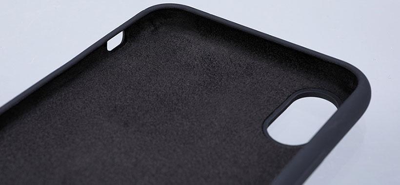 پوشش میکروفیبر در لایه داخلی محافظ نیلکین