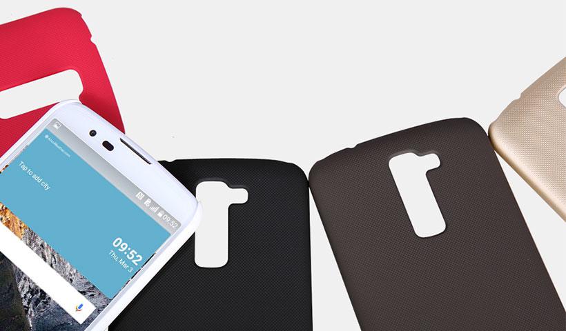قاب فراستد ویژه گوشی LG K10